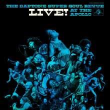The Daptone Super Soul Revue: Live! At The Apollo 2014, 3 LPs und 1 Buch
