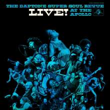 Daptone Super Soul Revue: Live! At The Apollo 2014, 2 CDs