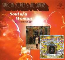Sharon Jones & The Dap-Kings: Soul Of A Woman (Limited-Edition), 3 CDs