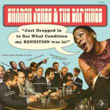 Sharon Jones & The Dap-Kings: Just Dropped In (To See What Condition My Rendition Was In), LP