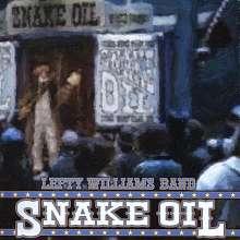 Lefty Williams: Snake Oil CD, CD
