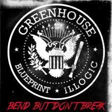 Greenhouse (Blueprint & Illogic): Bend But Don't Break, CD