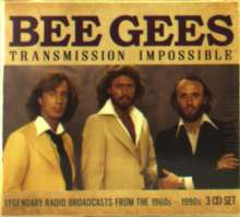 Bee Gees: Transmission Impossible: Legendary Radio Broadcasts From The 1960s - 1990s, 3 CDs