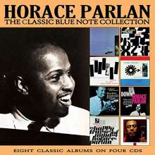 Horace Parlan (1931-2017): The Classic Blue Note Collection, 4 CDs