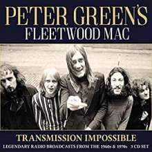 Fleetwood Mac: Transmission Impossible: Legendary Radio Broadcasts From The 1960s & 1970s, 3 CDs