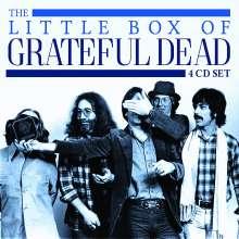Grateful Dead: The Little Box Of Grateful Dead: Radio Broadcast USA 1970 - 1971, 4 CDs