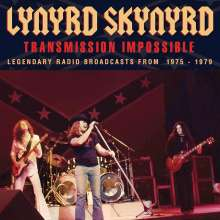 Lynyrd Skynyrd: Transmission Impossible: Legendary Radio Broadcasts From The 1970s, 3 CDs