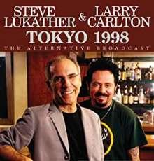Larry Carlton & Steve Lukather: Tokyo 1998, CD