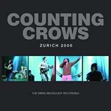 Counting Crows: The Swiss Broadcast Recordings Radio Broadcast Zurich 2000, CD
