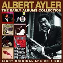 Albert Ayler (1936-1970): The Early Albums Collection, 4 CDs