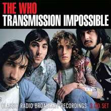 The Who: Transmission Impossible: Classic Radio Broadcast Recordings, 3 CDs