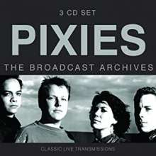 Pixies: Broadcast Archives 1987 - 1991, 3 CDs