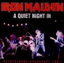 Iron Maiden: A Quiet Night In: Radio Broadcast Netherlands 1981, CD