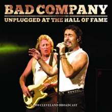 Bad Company: Unplugged At The Fall Of Fam Radio Broadcast Cleveland 1999, CD