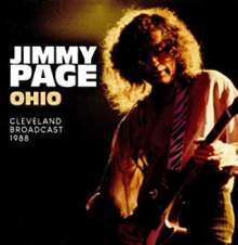 Jimmy Page: Ohio: Cleveland Broadcast 1988, CD
