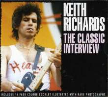 Keith Richards: The Classic Interview, CD