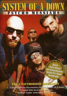 System Of A Down: Psycho Messiahs, DVD
