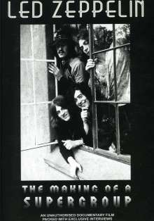 Led Zeppelin: The Making Of A Supergroup, DVD
