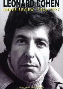 Leonard Cohen (1934-2016): Under Review 1934 - 1977, DVD