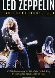 Led Zeppelin: DVD Collector´s Box, DVD