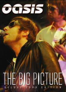 Oasis: The Big Picture (Deluxe Edition), 2 DVDs