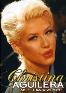 Christina Aguilera: More Than A Woman, DVD