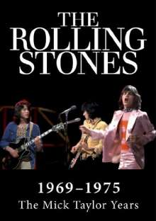 The Rolling Stones: 1969 - 1974: The Mick Taylor Years (Ltd.Edition), DVD