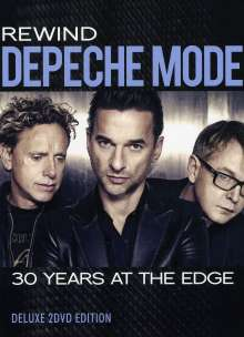 Depeche Mode: 30 Years At The Edge (Del.Ed.), 2 DVDs