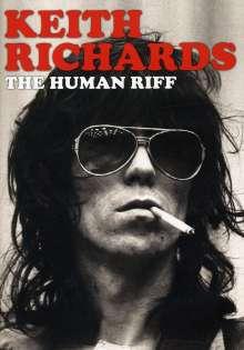 Keith Richards: The Human Riff (Dokumentation), DVD