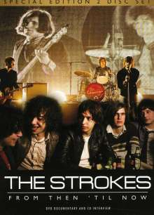 The Strokes: From Then 'Til Now (Special Edition) (CD + DVD), 1 CD und 1 DVD