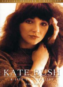 Kate Bush: A Life Of Surprises, 2 DVDs