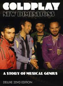 Coldplay: New Dimensions, 2 DVDs