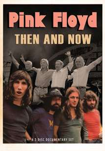 Pink Floyd: Then & Now, 2 DVDs