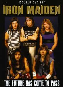 Iron Maiden: The Future Has Come To Pass, DVD