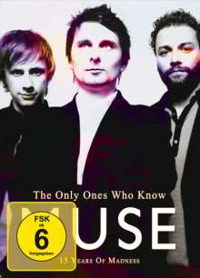 Muse: The Only Ones Who Know: 15 Years Of Madness, 2 DVDs