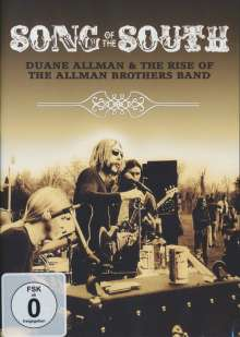 Duane Allman: Song Of The South: Duane Allman & The Rise Of The Allman Brothers Band, DVD