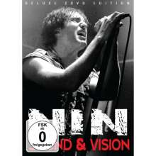Nine Inch Nails: Sound & Vision (Deluxe Edition), 2 DVDs