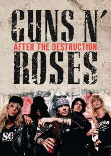 Guns N' Roses: After The Destruction, DVD