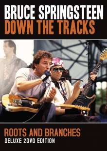Bruce Springsteen: Down The Tracks (Deluxe Edition), 2 DVDs
