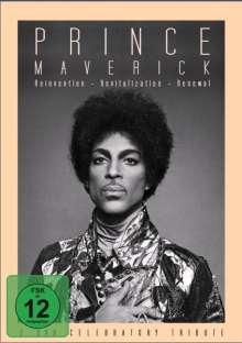 Prince: Maverick: Reinvention - Revitalisation - Renewal, 2 DVDs