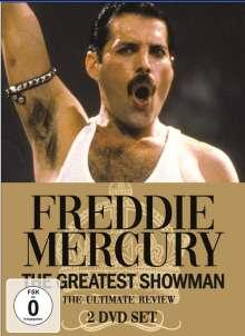 Freddie Mercury - The Greatest Showman, 2 DVDs