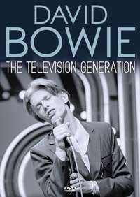 David Bowie (1947-2016): The Television Generation, DVD