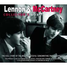John Lennon & Paul McCartney: Collector's Box, 3 CDs