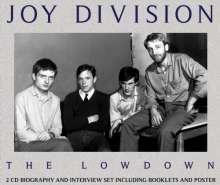 Joy Division: The Lowdown (Biography & Interviews), 2 CDs