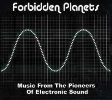 Forbidden Planets, 2 CDs