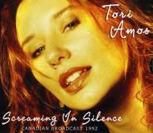 Tori Amos: Screaming In Silence (Canadian Broadcast 1992), CD