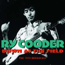 Ry Cooder: Down At The Field, CD