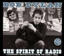 Bob Dylan: The Spirit Of Radio: Legendary Broadcasts From The Early 1960s, 3 CDs