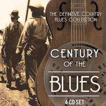 Century Of The Blues (Compact Edition), 4 CDs