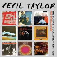 Cecil Taylor (1929-2018): The Complete Collection: 1956 - 1962, 5 CDs